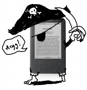 Pirated E-books (Image by fantasy-faction.com)