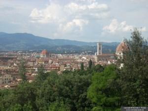 Palazzo Pitti - Boboli gardens, Florence, Italy