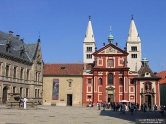 Prazsky Hrad, Prague, Czech Republic