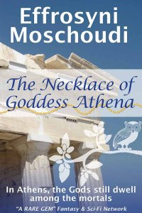 The Necklace of Goddess Athena by Effrosyni Moschoudi on Nicholas C. Rossis