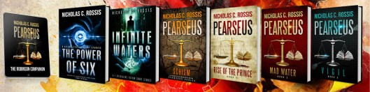 The Ultimate Fantasy, Science Fiction and Speculative Fiction Short Stories Mega Bundle | From the blog of Nicholas C. Rossis, author of science fiction, the Pearseus epic fantasy series and children's books