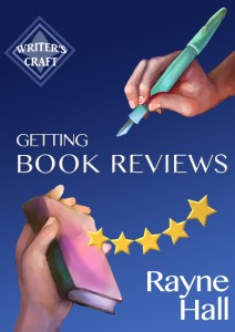 Rayne Hall's Getting Book Reviews | Writers' Craft | From the blog of Nicholas C. Rossis, author of science fiction, the Pearseus epic fantasy series and children's books