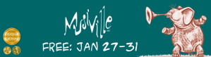 Musiville free days | From the blog of Nicholas C. Rossis, author of science fiction, the Pearseus epic fantasy series and children's books