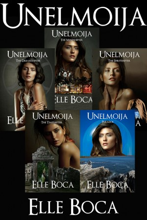 Unelmoija | From the blog of Nicholas C. Rossis, author of science fiction, the Pearseus epic fantasy series and children's books