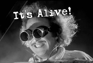 It's alive | From the blog of Nicholas C. Rossis, author of science fiction, the Pearseus epic fantasy series and children's books