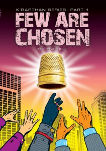 Few Are Chosen cover | From the blog of Nicholas C. Rossis, author of science fiction, the Pearseus epic fantasy series and children's books