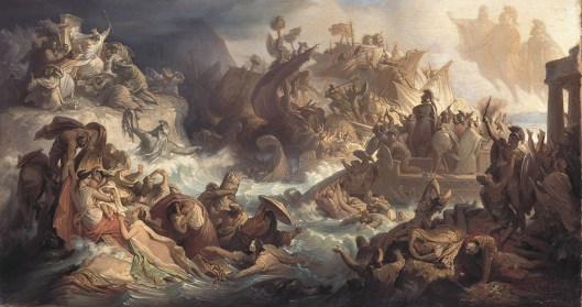 Battle of Salamis | From the blog of Nicholas C. Rossis, author of science fiction, the Pearseus epic fantasy series and children's books