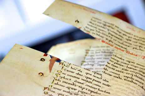 Medieval parchments | From the blog of Nicholas C. Rossis, author of science fiction, the Pearseus epic fantasy series and children's books