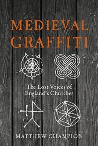Medieval graffiti | From the blog of Nicholas C. Rossis, author of science fiction, the Pearseus epic fantasy series and children's books