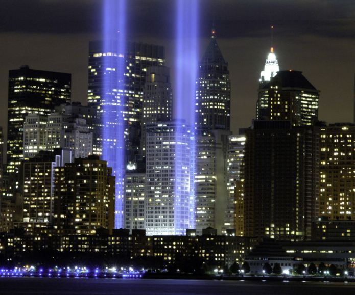 September 11 memorial | From the blog of Nicholas C. Rossis, author of science fiction, the Pearseus epic fantasy series and children's books