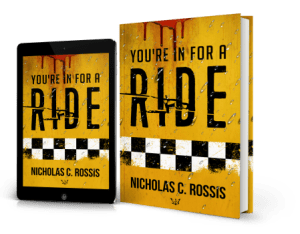 header image - You're in for a ride - a short stories collection | From the blog of Nicholas C. Rossis, author of science fiction, the Pearseus epic fantasy series and children's books