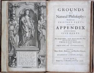 Grounds of Natural Philosophy by Lady Margaret Cavendish | From the blog of Nicholas C. Rossis, author of science fiction, the Pearseus epic fantasy series and children's books