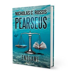 Pearseus: Endgame | From the blog of Nicholas C. Rossis, author of science fiction, the Pearseus epic fantasy series and children's books