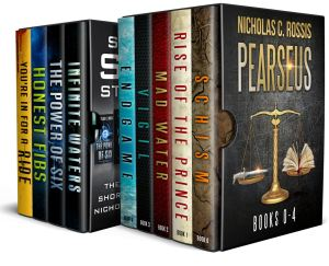 Ultimate fantasy & SSF bundle   From the blog of Nicholas C. Rossis, author of science fiction, the Pearseus epic fantasy series and children's books