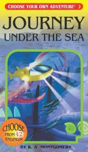 Journey under the sea | From the blog of Nicholas C. Rossis, author of science fiction, the Pearseus epic fantasy series and children's books