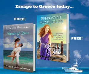 Effrosyni Moschoudi-Freebies | From the blog of Nicholas C. Rossis, author of science fiction, the Pearseus epic fantasy series and children's books