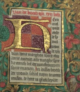 Luneborch Prayer Book | From the blog of Nicholas C. Rossis, author of science fiction, the Pearseus epic fantasy series and children's book