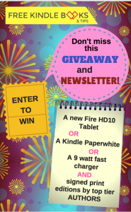 FKBT eNovAaW giveaway | From the blog of Nicholas C. Rossis, author of science fiction, the Pearseus epic fantasy series and children's book