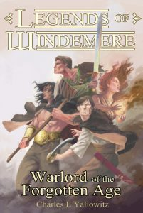 Warlord of the Forgotten Age   From the blog of Nicholas C. Rossis, author of science fiction, the Pearseus epic fantasy series and children's books