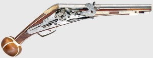 Wheellock pistol | From the blog of Nicholas C. Rossis, author of science fiction, the Pearseus epic fantasy series and children's books