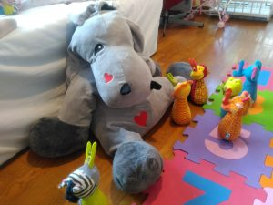 Stinky Hippo | From the blog of Nicholas C. Rossis, author of science fiction, the Pearseus epic fantasy series and children's books