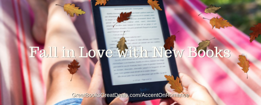 This Fall, Fall in Love with Books