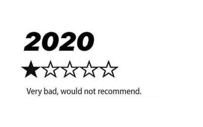 Bye Bye 2020, Hello 2021