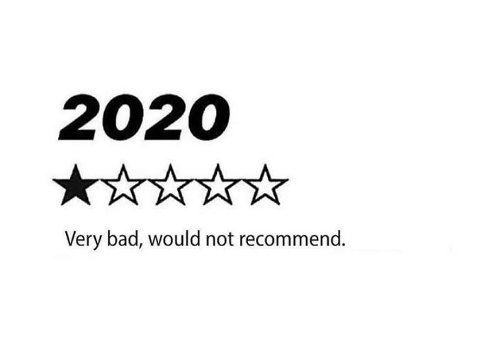 2020 review - funny 2020 meme | From the blog of Nicholas C. Rossis, author of science fiction, the Pearseus epic fantasy series and children's book