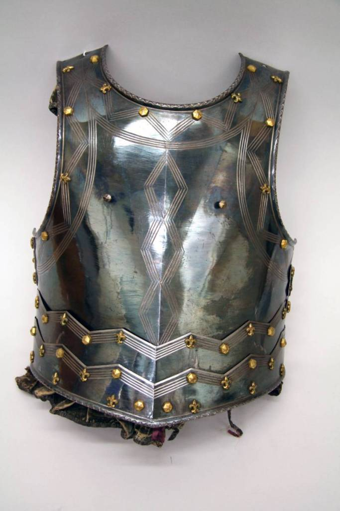 Cuirass | From the blog of Nicholas C. Rossis, author of science fiction, the Pearseus epic fantasy series and children's book