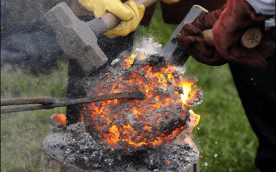 How Did They Make Iron in the Iron Age?