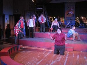 From Hubbard Hall's Production of Rigoletto (Marullo)