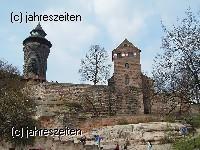 Nürnberger Burgberg