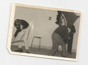 Gruppenstunde in den 60igern