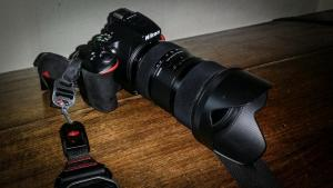 Meine Nikon D5500