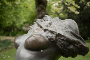 Und das Ergebnis - Skulptur
