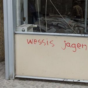 Wessis jagen #Halle