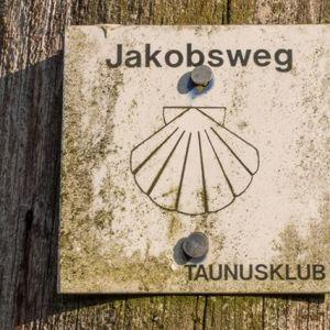 Den Jakobsweg gibt es auch bei Wetzlar. #Siebenmühlental #Wanderung #Wetzlar