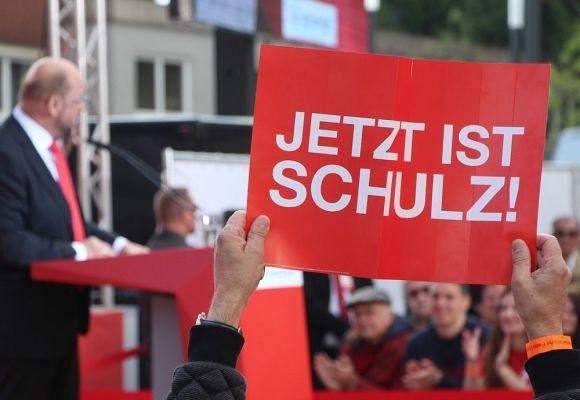 """""""Geschlagen ziehen wir nach Haus. Die Enkel fechten's besser aus"""" – Schulz und die SPD"""