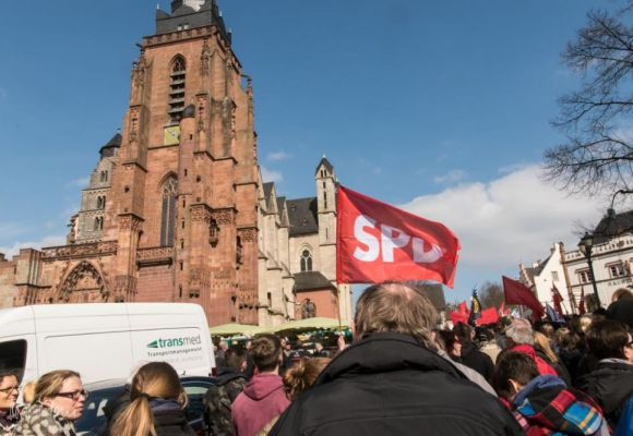 Wetzlar 2018 wie Darmstadt 1966 – ich demonstriere gegen die NPD