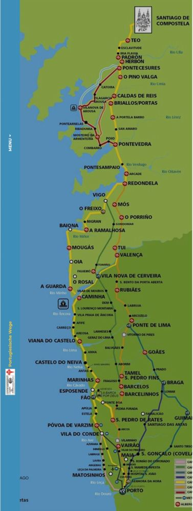 Caminho Português
