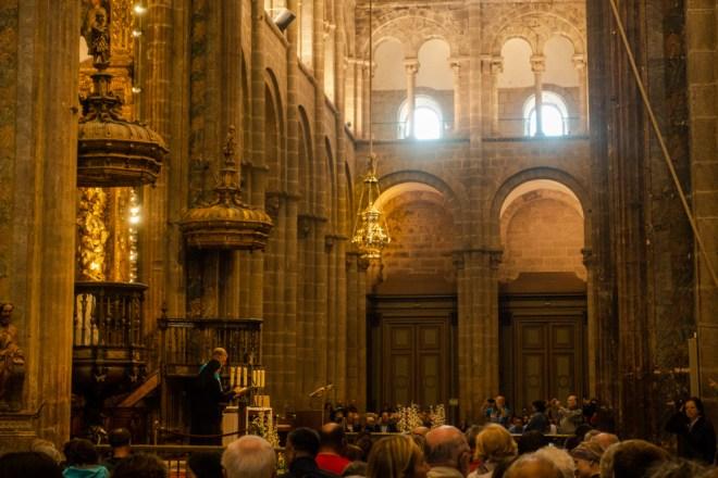 Messe in der Kathedrale