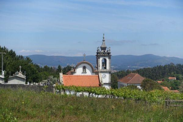 Die Kirche Santiago