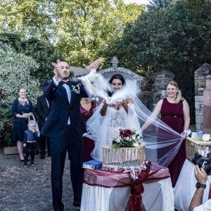 #Hochzeit #Glückwunsch