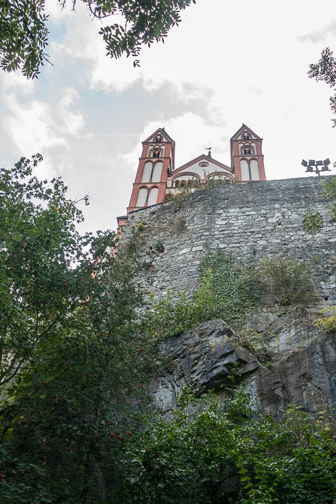 Kirche von Unten