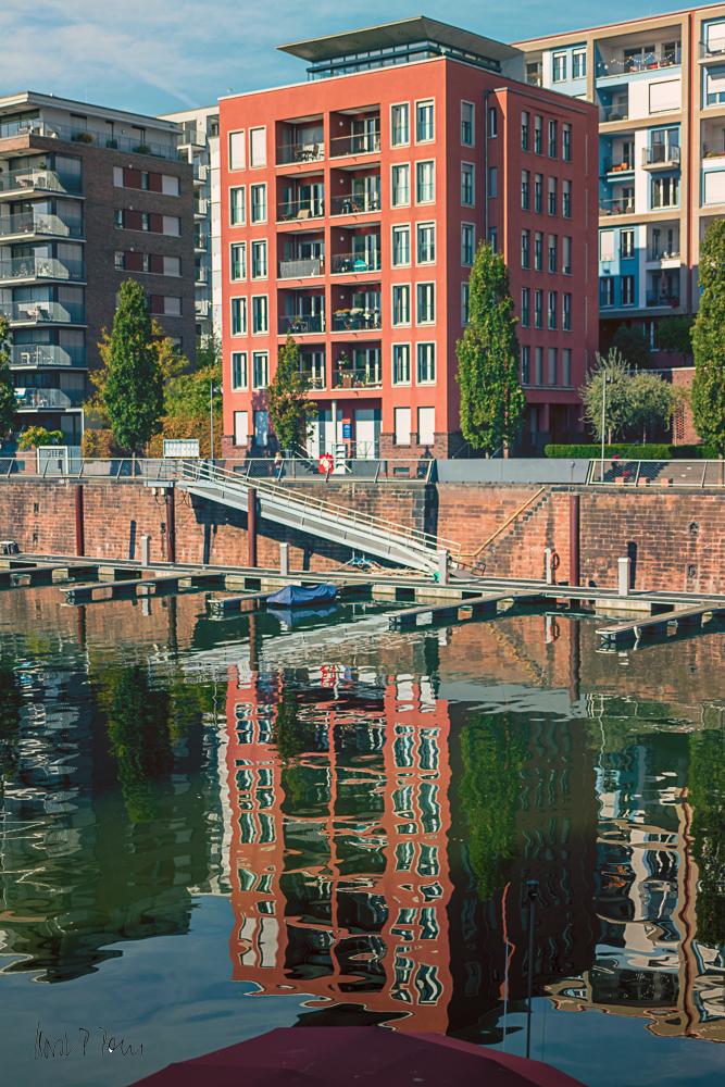 Wohnen im Westhafen