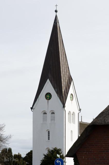 Der Turm ersetzte 1908 das Hölzerne Glockengestell
