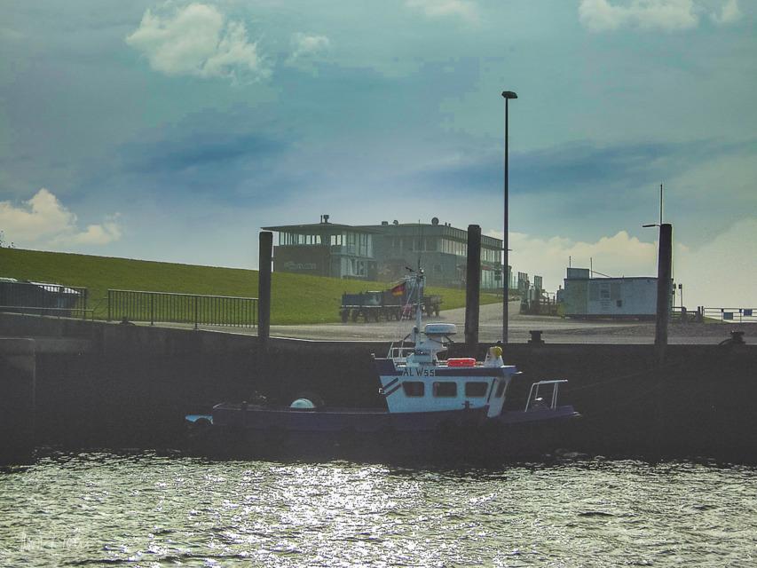 Fährhafen Schlüttsiel