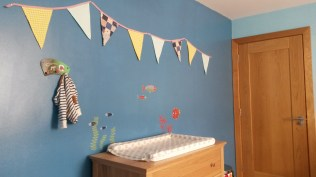 Ciaran's room