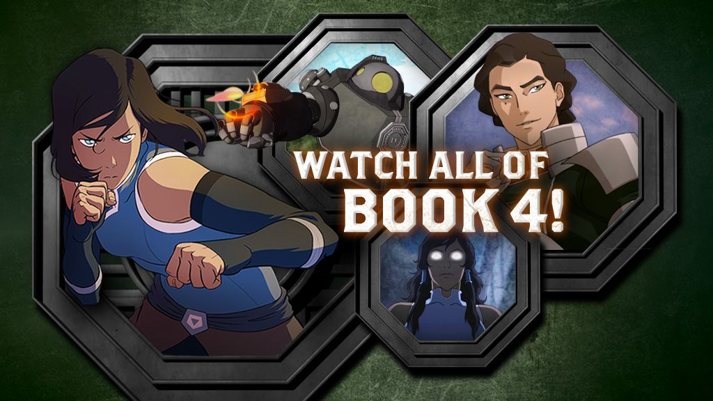 WATCH ALL OF BOOK FOUR!