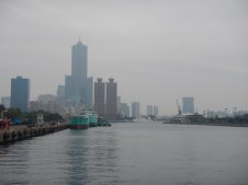 Downtown Kaohsiung